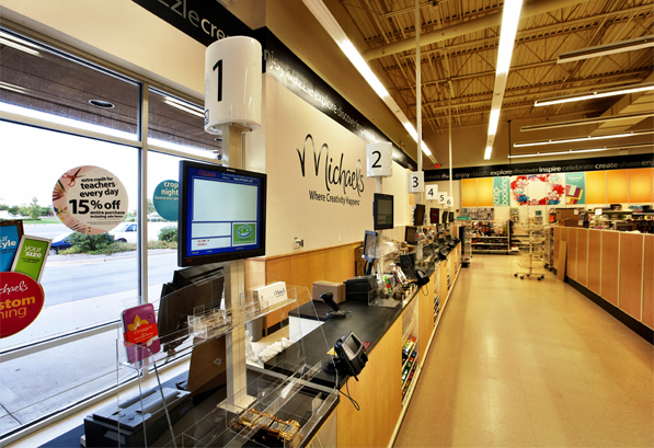 Projects: Michael's Stores